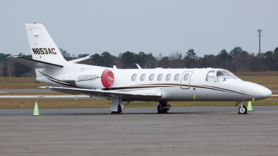 N853AC - Cessna 560 Citation Encore - Private