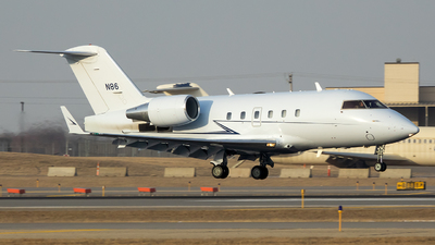 N86 - Bombardier CL-600-2B16 Challenger 601-3R - United States - Federal Aviation Administration (FAA)