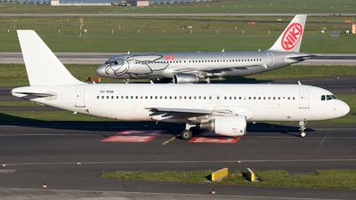 SU-BSN - Airbus A320-214 - Air Cairo