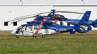 F-GNYH - Eurocopter AS 365N3 Dauphin - Héli-Union