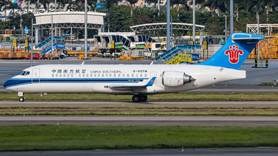 A picture of B605W - Comac ARJ21700 - China Southern Airlines - © Y467 HAREKAZE