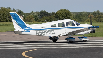 N56659 - Piper PA-28-151 Cherokee Warrior - Private