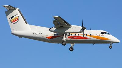 A picture of CGYWX - De Havilland Canada Dash 8100 - Air Creebec - © CurtisShao233
