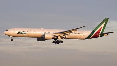 EI-WLA - Boeing 777-3Q8ER - Alitalia