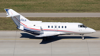 LY-KLA - Raytheon Hawker 800XP - KlasJet