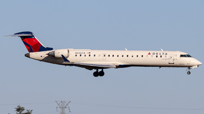 N656CA - Bombardier CRJ-701ER - Delta Connection (GoJet Airlines)