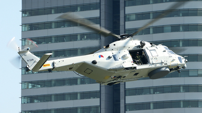 N-228 - NH Industries NH-90NFH - Netherlands - Navy