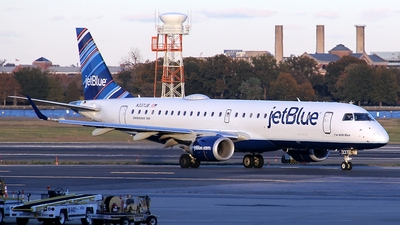 N337JB - Embraer 190-100IGW - jetBlue Airways