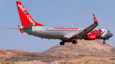 G-JZHC - Boeing 737-8K5 - Jet2.com