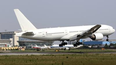 SU-GBS - Boeing 777-266(ER) - EgyptAir