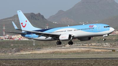 D-ASUN - Boeing 737-8BK - TUIfly