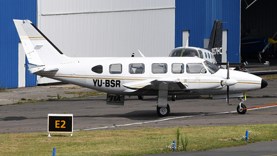 YU-BSR - Piper PA-31-350 Navajo Chieftain - Private