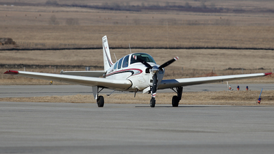 C-GWJS - Beechcraft 35 Bonanza - Private