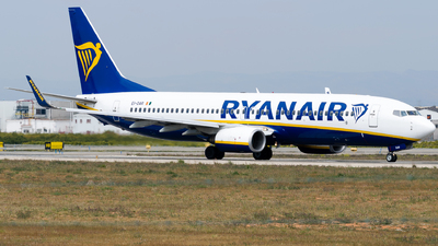 EI-DAR - Boeing 737-8AS - Ryanair