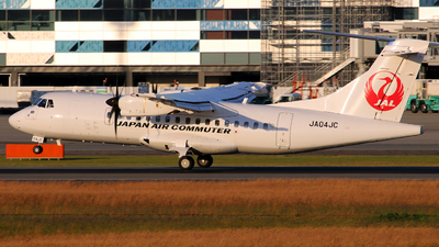 JA04JC - ATR 42-600 - Japan Air Commuter (JAC)