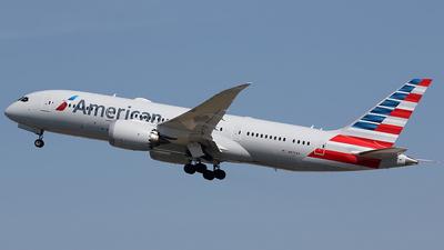 N870AX - Boeing 787-8 Dreamliner - American Airlines