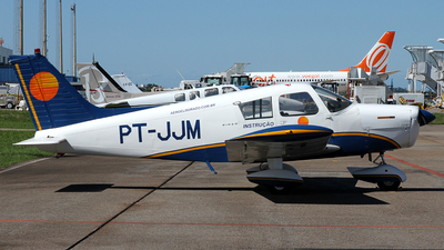 PT-JJM - Piper PA-28-140 Cherokee Cruiser - Aero Club - Eldorado do Sul