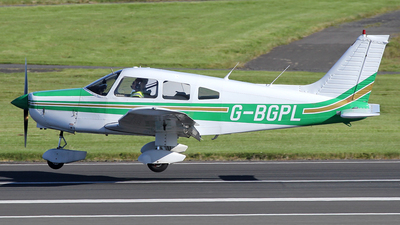 G-BGPL - Piper PA-28-161 Warrior II - Private