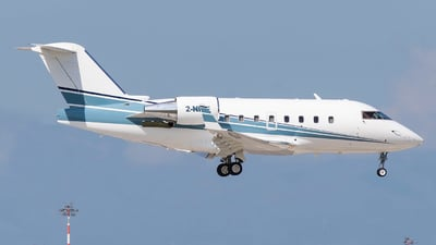 2-NICE - Bombardier CL-600-2B16 Challenger 604 - Private