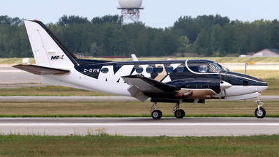 C-GVIK - Beechcraft B100 King Air - Max Aviation