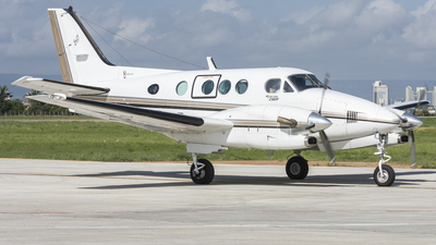 PT-OFF - Beechcraft C90A King Air - Private