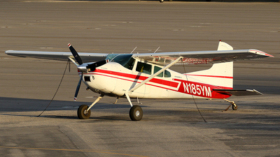 N185YM - Cessna A185F Skywagon - Private