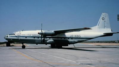 J2-KBG - Antonov An-8 - Santa Cruz Imperial