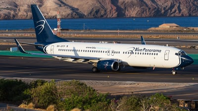 A picture of 9HGFP - Boeing 73789L - Blue Panorama Airlines - © Tim-Patrick Müller
