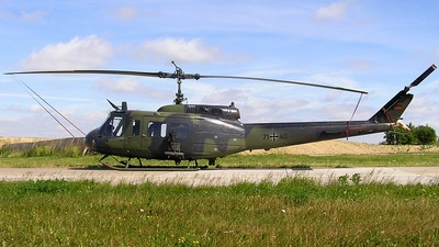 71-40 - Bell UH-1D Iroquois - Germany - Air Force
