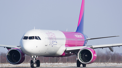 HA-LVI - Airbus A321-271NX - Wizz Air
