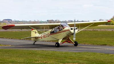 G-BLLO - Piper L-18C Super Cub - Private