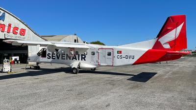 A picture of CSDVU - Dornier 228201 - Sevenair - © Matheus Felipe