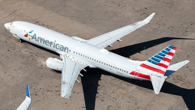 A picture of N921AN - Boeing 737823 - American Airlines - © Daniel Dominguez