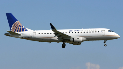 N85323 - Embraer 170-200LR - United Express (Mesa Airlines)