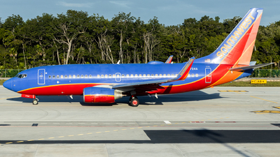 N7724A - Boeing 737-7BD - Southwest Airlines