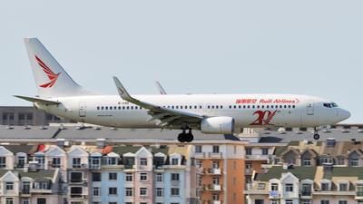 B-1185 - Boeing 737-8JP - Ruili Airlines