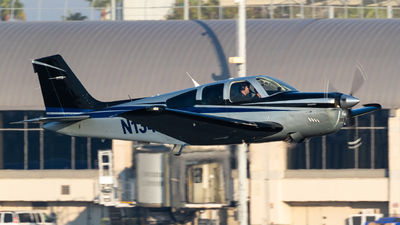 N134TF - Beechcraft F33A Bonanza - Private