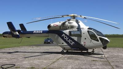 R906 - McDonnell Douglas MD-900 Explorer - Hungary - Police