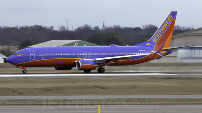 N8651A - Boeing 737-8H4 - Southwest Airlines