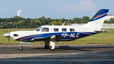 SP-NLC - Piper PA-46-500TP Malibu Meridian - Private