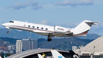 N468QS - Gulfstream G450 - NetJets Aviation