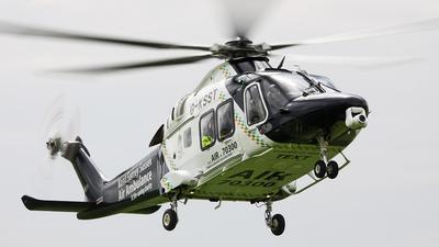 G-KSST - Agusta-Westland AW-169 - Kent Surrey Sussex Air Ambulance
