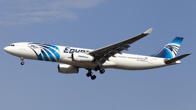 SU-GDS - Airbus A330-343 - EgyptAir