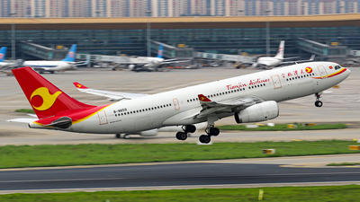 B-8659 - Airbus A330-243 - Tianjin Airlines