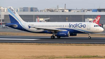A picture of VTIGI - Airbus A320232 - [4113] - © Sanskar nawani