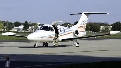 N117UH - Eclipse Aviation Eclipse 500 - Private