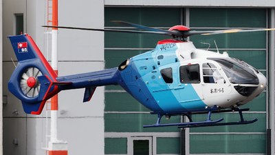 JA02CP - Eurocopter EC 135P2 - Private