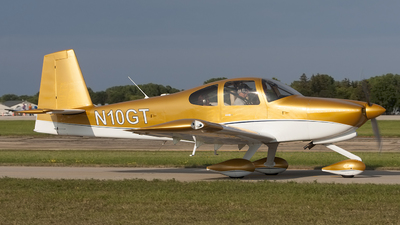 N10GT - Vans RV-10 - Private
