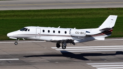 CS-DXJ - Cessna 560XL Citation XLS - Executive Jet Management Europe