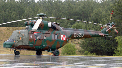0620 - PZL-Swidnik W3W Sokol - Poland - Air Force